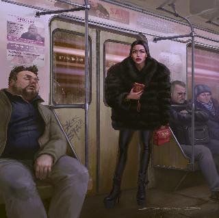 Black Square  by Mihail Vachaev